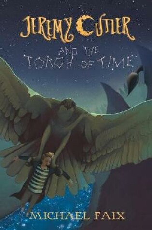 Cover of Jeremy Cutler and the Torch of Time