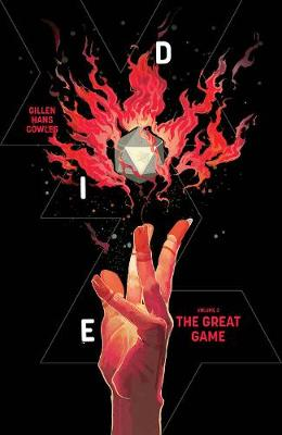 Book cover for Die, Volume 3: The Great Game