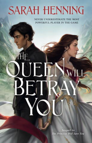 Book cover for The Queen Will Betray You