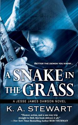 Cover of A Snake in the Grass