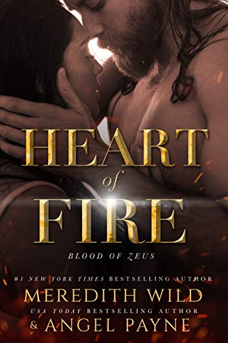 Cover of Heart of Fire
