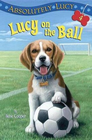 Cover of Lucy on the Ball
