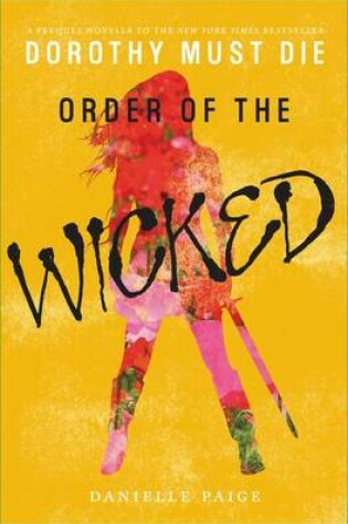 Cover of Order of the Wicked