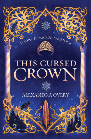 Cover of This Cursed Crown