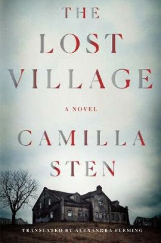 Cover of The Lost Village