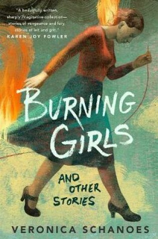 Cover of Burning Girls and Other Stories