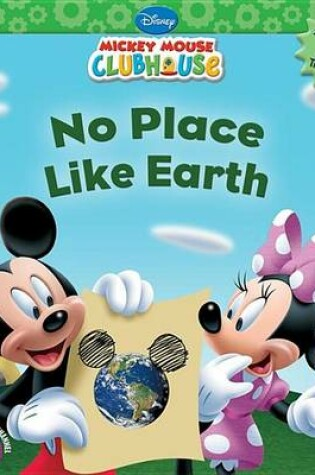 Cover of No Place Like Earth